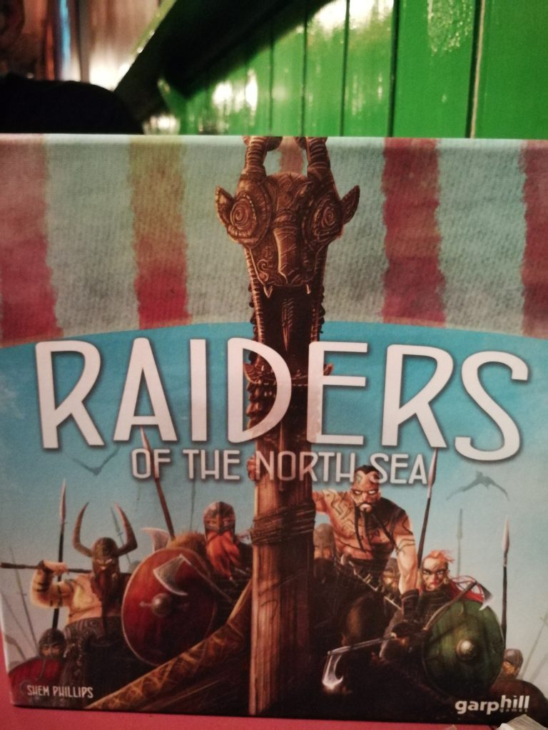 Raider of the North Sea