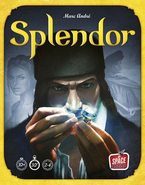 Bordspel Spendor Cover